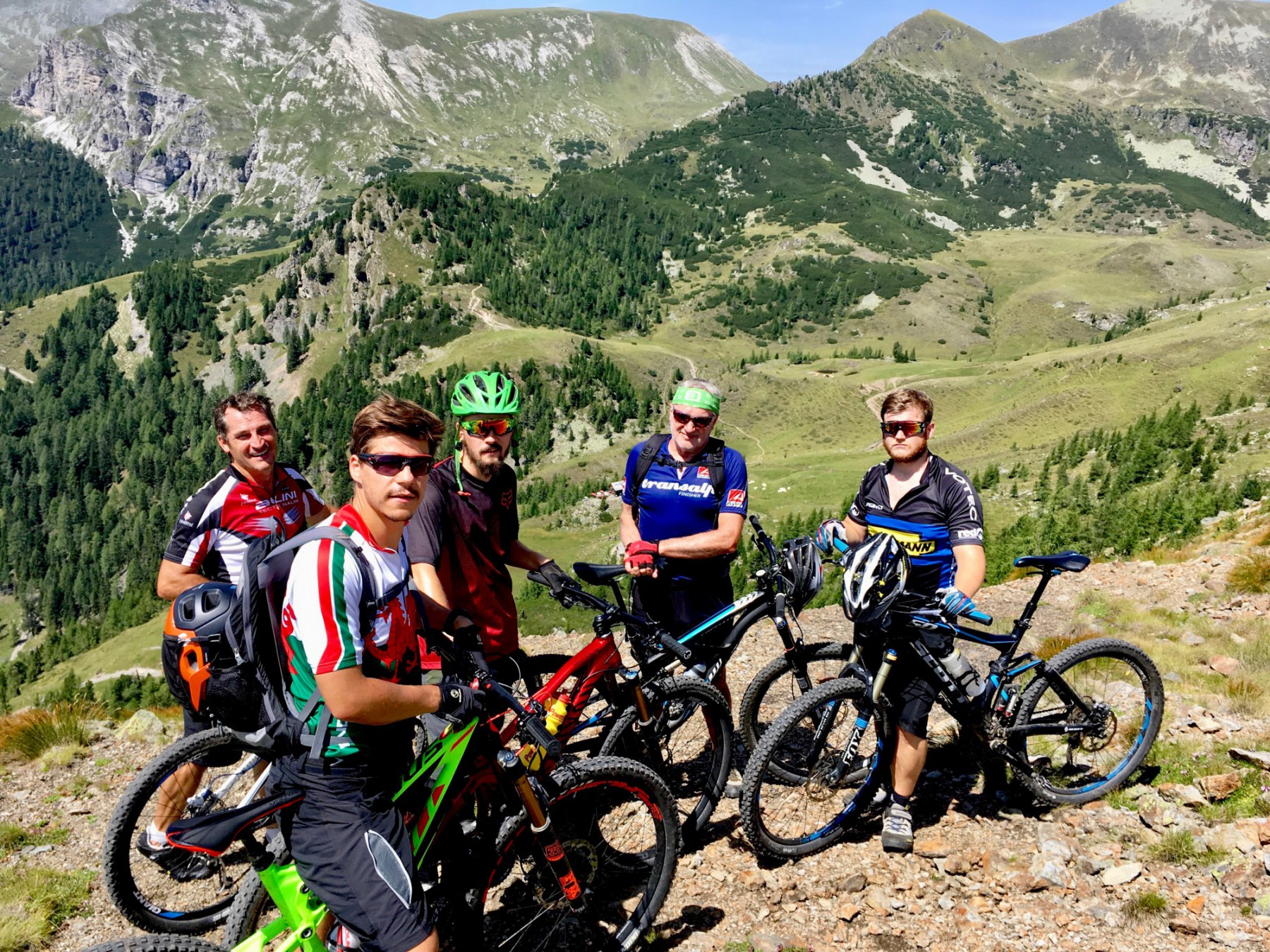 Mountainbiken in Bad Kleinkirchheim